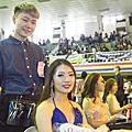 台灣世界盃髮型美容美睫美甲紋繡國際賽 建國科大登場