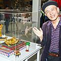 鹿港傳統工藝展一藝入魂 福興穀倉欣賞工藝之美