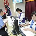 5月報稅季 北斗家商納稅服務隊至稽徵所實習