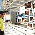 南郭國小資優班在彰化市南門市場辦展覽 開市了~打開你的市覺