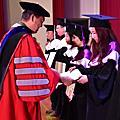 明道大學19級畢典送大禮 中國娃娃女團員Pailin取得學位