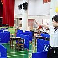 台灣彈弓技研協會第一屆玉山盃彈弓賽 兩岸好手齊聚彰化民生國小競技