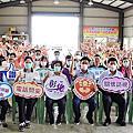關心竹塘鄉小西社區據點  加強宣導防疫