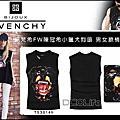 紀梵希 天使之冠情侶裝短袖T恤多款可選550元一件
