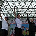2011/11/26慶祝建國100年大安森林公園路跑