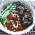 中式美食區