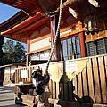 2019/12/9 青蓮院,円山公園,八坂神社