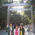 2009日本黑部立山-熱田神宮/名古屋空港