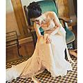 齡 揚昇文定彩妝整體造型~施華洛婚紗 攝影 by 瑪哲