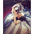 Katrina  六福客棧婚宴彩妝整體造型  siso自助婚紗