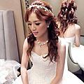 琦琦 中崙華漾 結婚全天彩妝整體造型