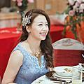 Sylvia  台北喜來登酒店 文定午宴彩妝整體造型