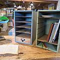 編號-301~木雜貨小櫃創作區