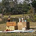 【木箱】各式木箱堆疊使用