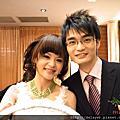 2011-11-19 旻芝婚宴