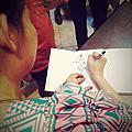 2013-05-18《繽紛鋼珠筆的不敗帖》敦南誠品文具館分享會