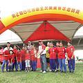 20100606第二屆白花油盃樂樂棒球邀請賽女子組第二名