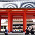 2011人間四月天˙京都賞櫻樂遊-京都御所篇