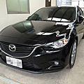 Mazda6 2.2柴油頂級 & Mio mivue 658HD wifi開箱