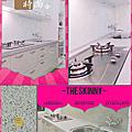 @廚具 廚房設計一字型-作品:新北市永和鄭公館