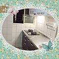 @廚具 廚房設計一字型-作品:新北市土城何公館