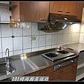 @不鏽鋼檯面一字廚房設計 廚具工廠直營  作品分享:三重陳s公館