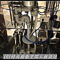 @不鏽鋼檯面一字廚房設計 系統廚具櫥櫃工廠直營  作品分享:樹林黃公館
