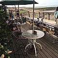 海灘咖啡屋