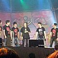 高雄燈會五月天閉幕之夜:D