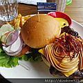 捷運公館美食|Bravo Burger