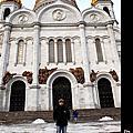 2006/12/20~12/30莫斯科之行