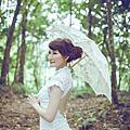 【自助婚紗】-公主的新衣*