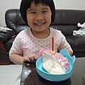2011/12/03 旻潔4歲生日