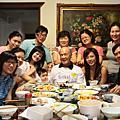 8. 8 2009 慶祝爸爸節