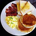 [台南]B.O.A美式早午餐