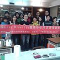 2014/3/23德霖學院餐旅系劉緯武老師獲聘擔任國際咖啡師評審