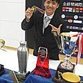 2014/11/19第20屆金爵獎國際調酒大賽--獲冠軍、金牌獎和銅牌獎