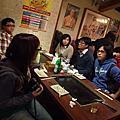 20091219月島~金海岸大學聚