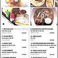第七郡│mint & PAUL 韓風洋食館_MENU