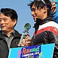2011中壢國際盃鐵人兩項錦標賽,男子菁英都出動!