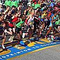 【主題賽事】-『充滿傳奇歷史的─波士頓馬拉松』