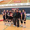 102年全國第16屆體委盃男女排球錦標賽