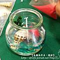 DIY果凍蠟燭
