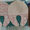 教師刺繡研習作品