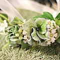 婚禮花飾︱手腕花