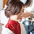 Bride:Sharon~訂婚♡゜(東港東昇餐廳)