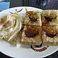 埔里小吃2-肉羹補照及原味館素食