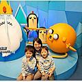 探險活寶-阿寶&老皮特展❥台中文創園區