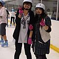 泰式料理.滑冰初體驗♪