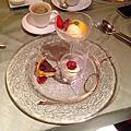 ホテル「ノイシュロス小樽」法國餐